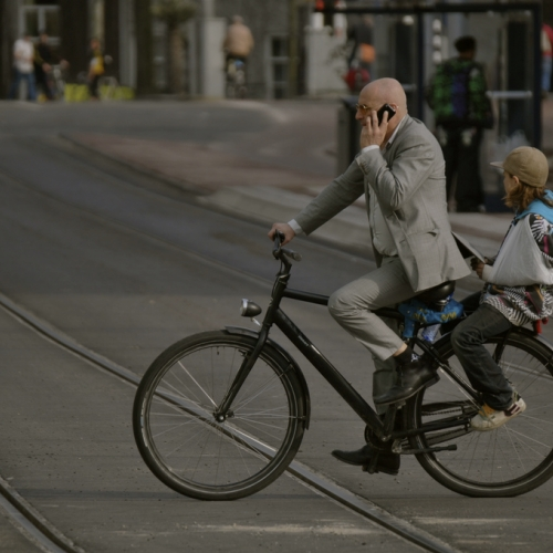 Artikel 185 fietser versus automobilist